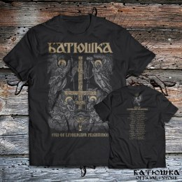 "T SHIRT BATUSHKA ""END OF LITOURGIYA TOUR"""