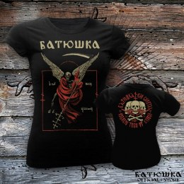 "GIRLY T-SHIRT BATUSHKA ""DEATH"""