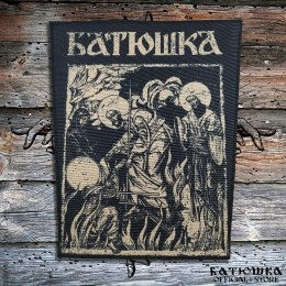 "BACK PATCH BATUSHKA ""REVELATION"""