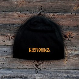 WINTER HAT WITH EMBROIDERED LOGO BATUSHKA II