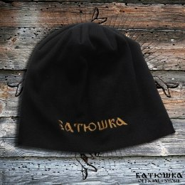 WINTER HAT WITH EMBROIDERED LOGO